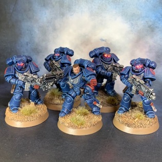 Intercessor Second Squad