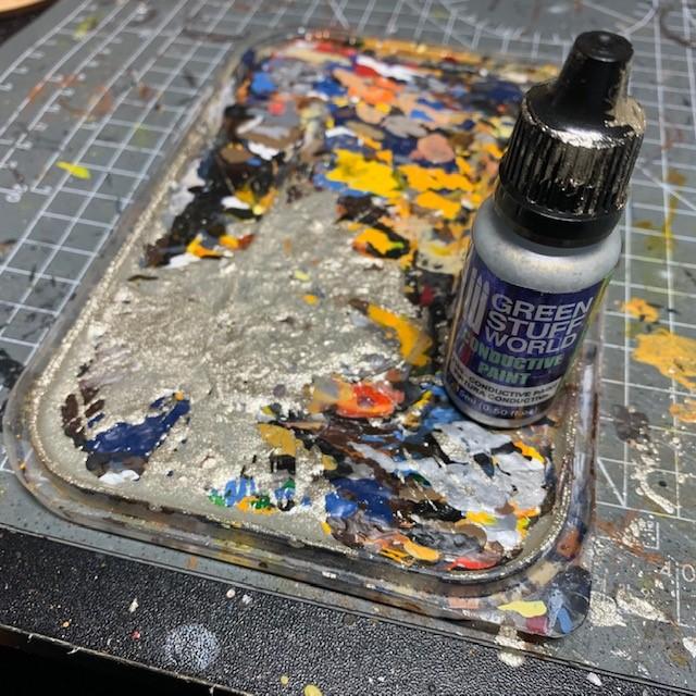 Conductive Paint 03