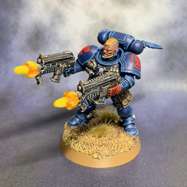Warhammer 40,000 – Chris Buxey Paints