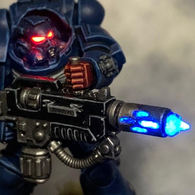 LED Melta Weapon Tutorial